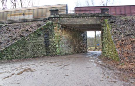 Neu- und Umbau - Natursteinarbeiten - Außenbereich - EÜ Tiergarten Hannover