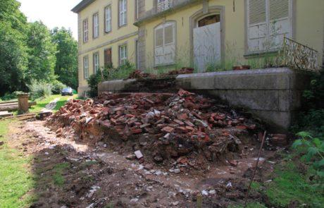 Denkmalpflege Steinmetz Holle