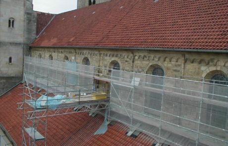 St. Godehard Basilika Hildesheim - Bau Hannover