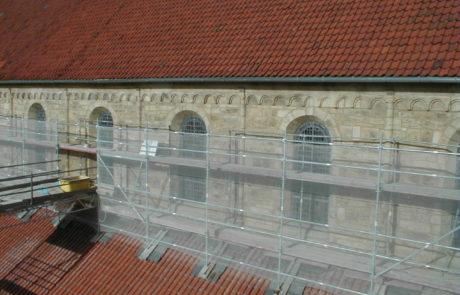 St. Godehard Basilika Hildesheim - Kirche