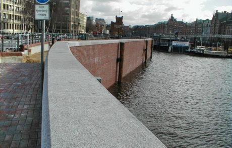 Städtebau - Naturstein - Hamburg