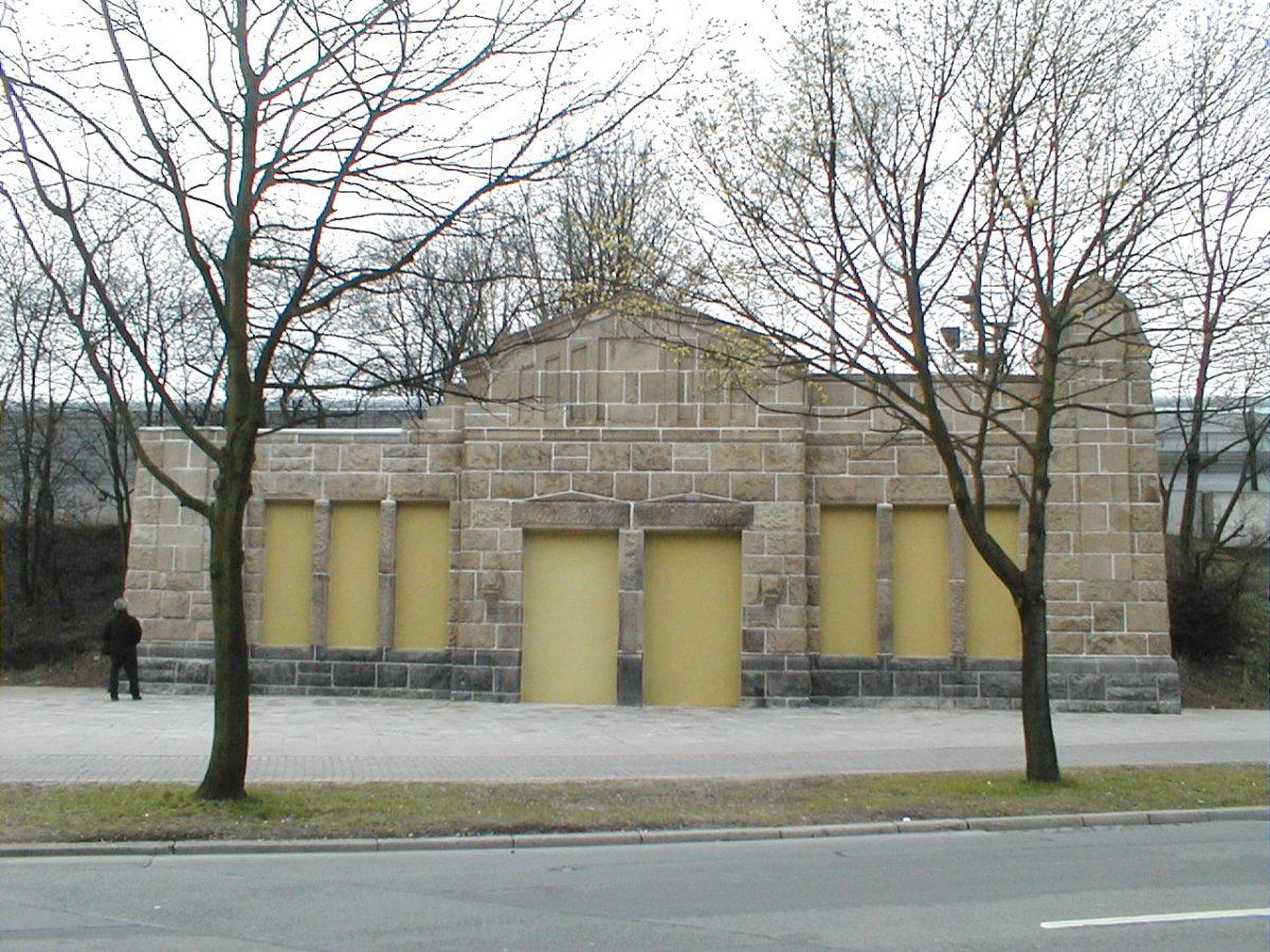 Städtebau - Naturstein - Hannover Kleefeld