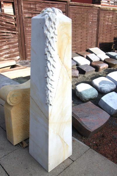 Steinmetz Czaikowski Grabmale Gedenksteine Sandstein Ornamente