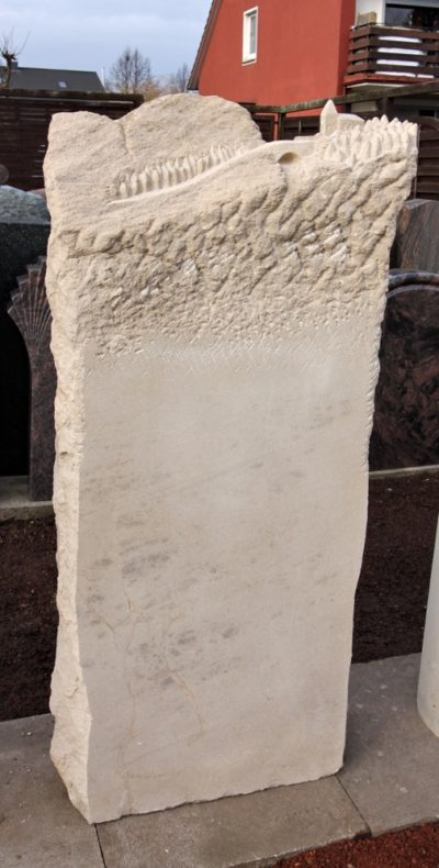 Steinmetz Czaikowski Ornamente Kalkstein Grabmale Gedenksteine