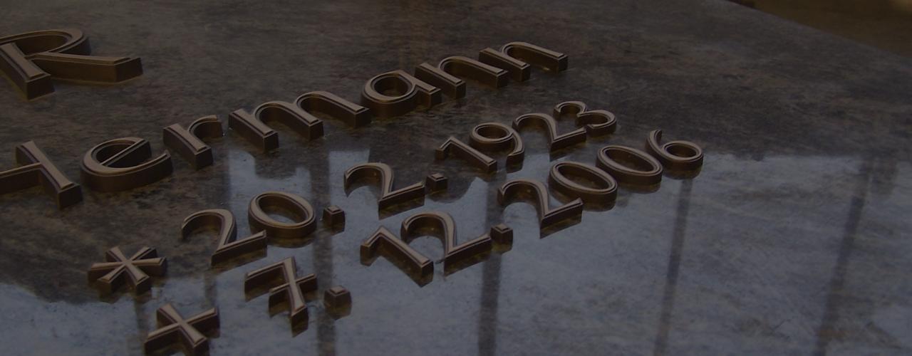 Steinmetz Czaikowski Schrift Grabmale Slider Gedenksteine